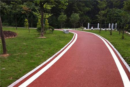 生态透水混凝土路面建议配合比方案