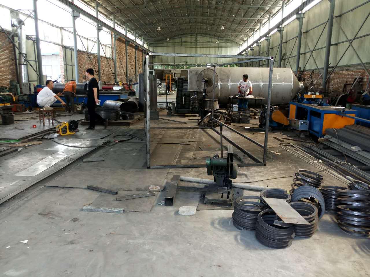 生产设备及车间