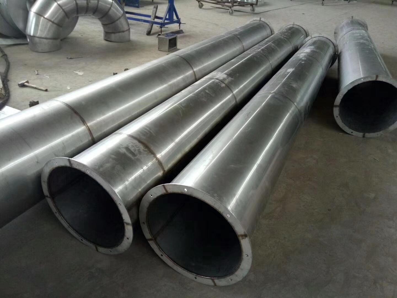 不锈钢管道的施工组织设计