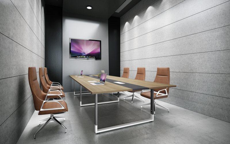 油漆会议桌01