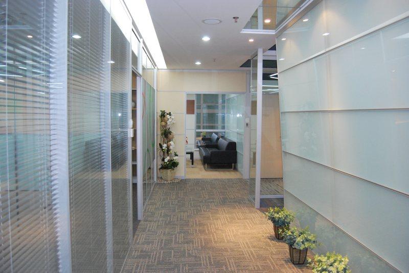 办公室隔断墙HS-G2