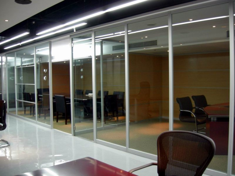 办公室隔断墙HS-G19
