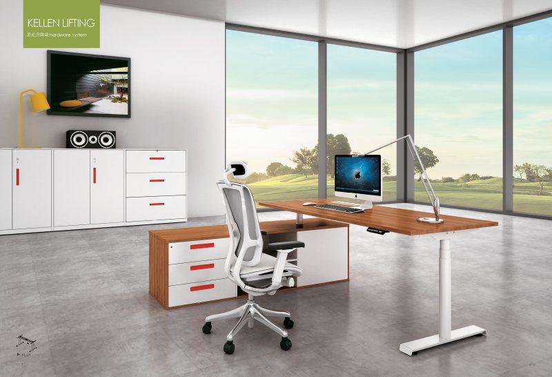 板式办公桌8