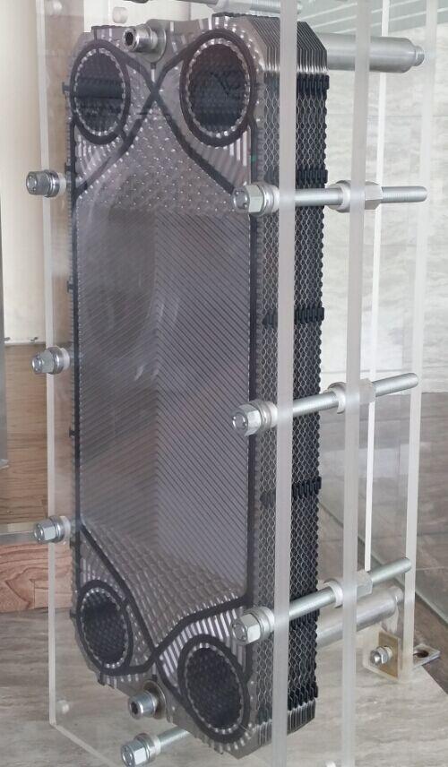 H型板式换热器