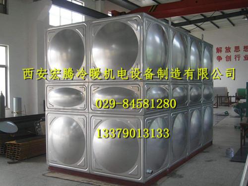西安宏腾不锈钢水箱使用说明
