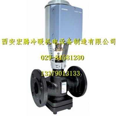 西安宏腾换热器-西门子电动调节阀