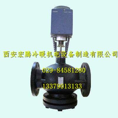 西安换热机组-西门子电动调节阀