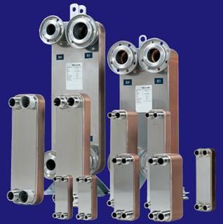 西安钎焊板式换热器