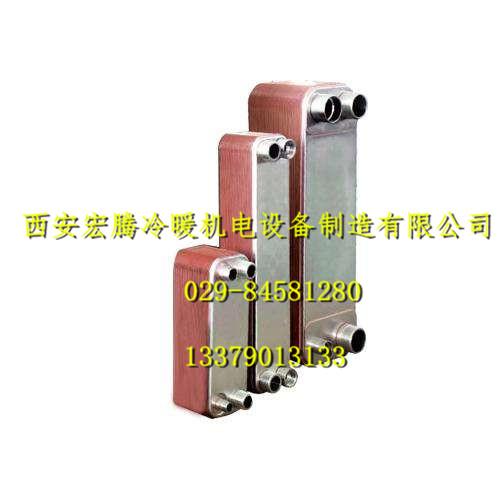 电力行业-西安钎焊板式换热器