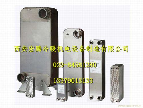 暖通空调-西安钎焊板式换热器
