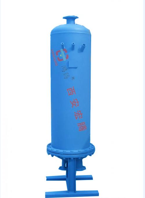 管壳式换热器-水平浮动盘管换热器