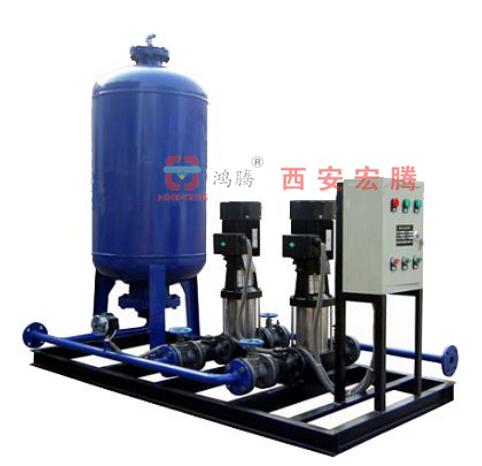 西安换热器补水定压机组