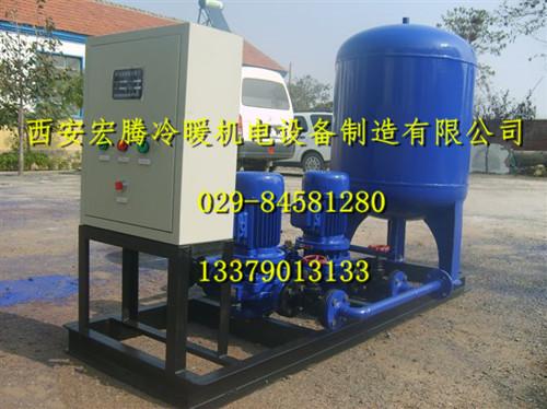 采暖配套机组-西安宏腾补水定压装置