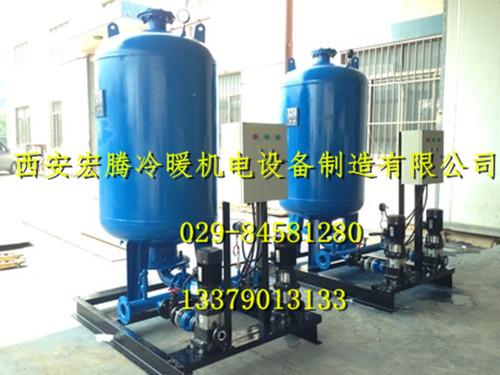 工业用水(甘肃)-定压补水机组