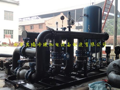 化工(河南)换热机组—管壳式换热机组