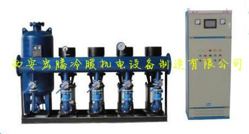 BZS型系列变频恒压供水设备-西安换热机组