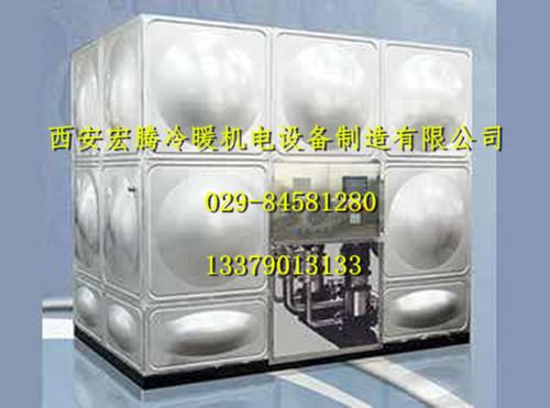西安换热机组-箱式无负压供水机组