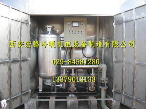 西安换热器-箱式无负压供水设备