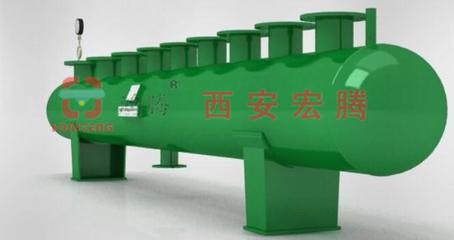 西安换热机组-分集水器