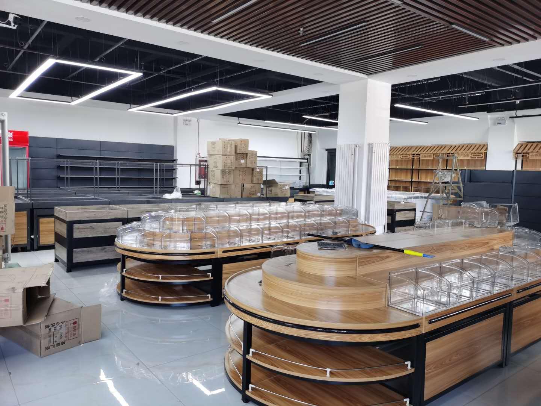 钢木散货柜