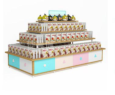 四层塔台母婴店货架
