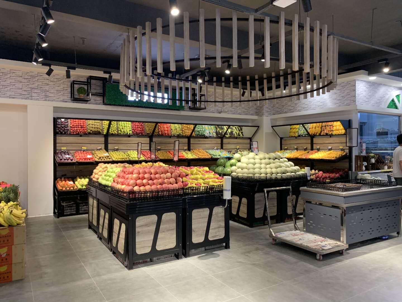 水果蔬菜货架