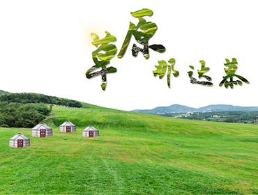 旅行團建-草原那達慕