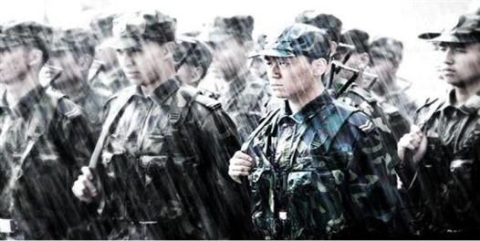 團隊拓展訓練-軍訓
