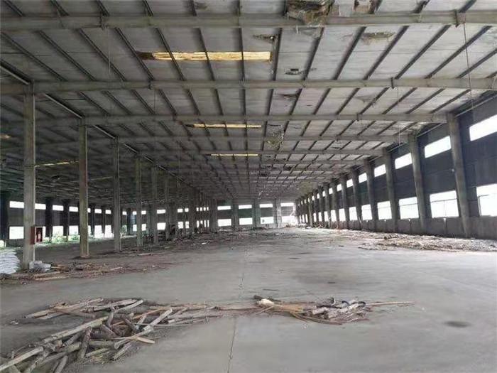 钢结构厂房回收