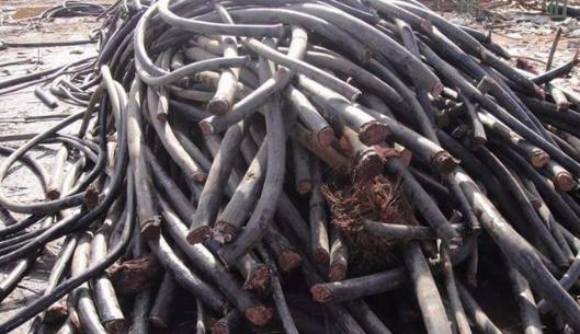 废旧电线电缆的回收标准和安全注意事项