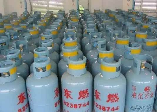 配送液化气