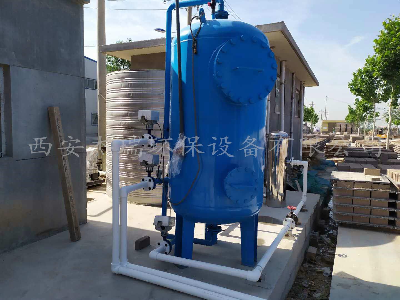 一体化地埋式污水处理设备装置工艺流程