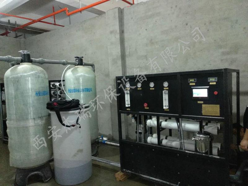 工业循环水处理设备冷却水系统的运行过程