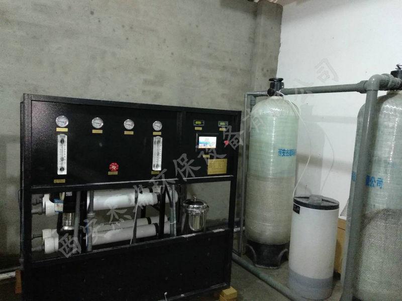 反渗透过滤水设备净水效果下降是那些原因导致的