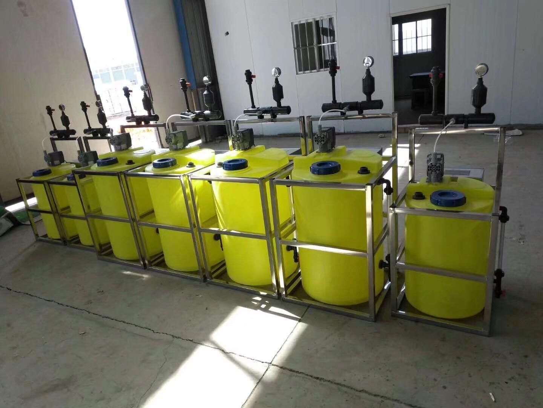 矿井废水处理设备五部工艺彻底除有害物质