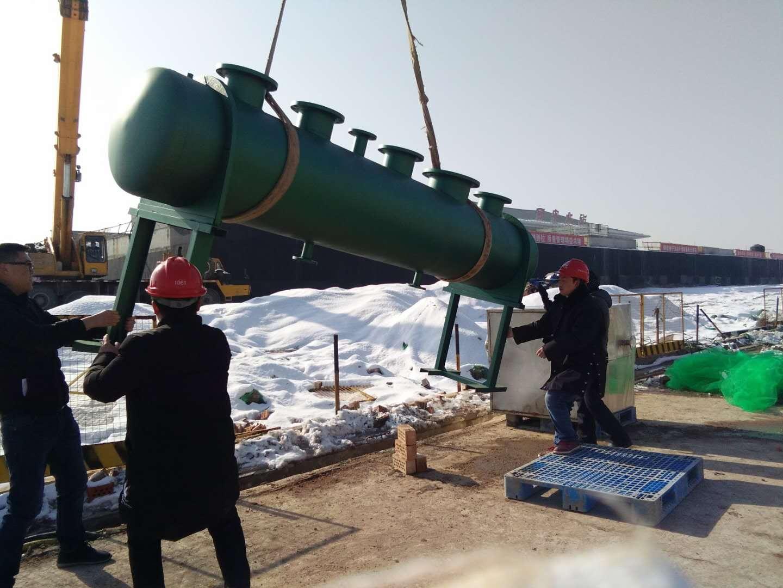 隔油设备完成油水分离污水提升适合多场合