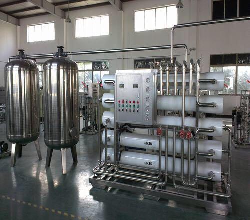 水处理设备配件密封圈产生泄露原因及解决方法