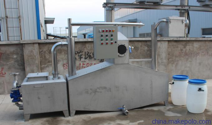 油水分离器取代隔油池成为市场畅销产品