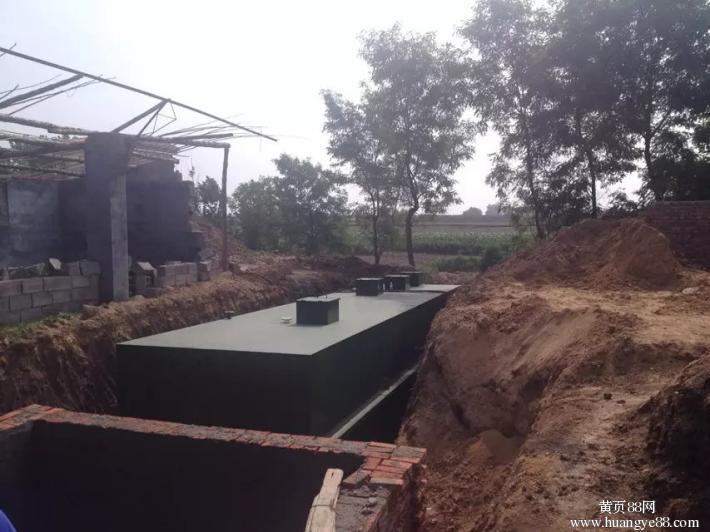 三原思味食品厂水处理设备安装