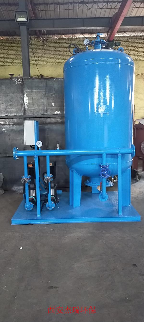 河津市华源燃气循环水站自动定压补水装置