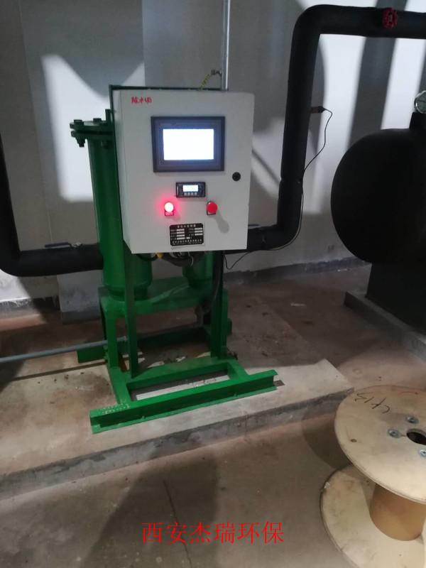 循环水处理设备配合使用旁流式微晶设备