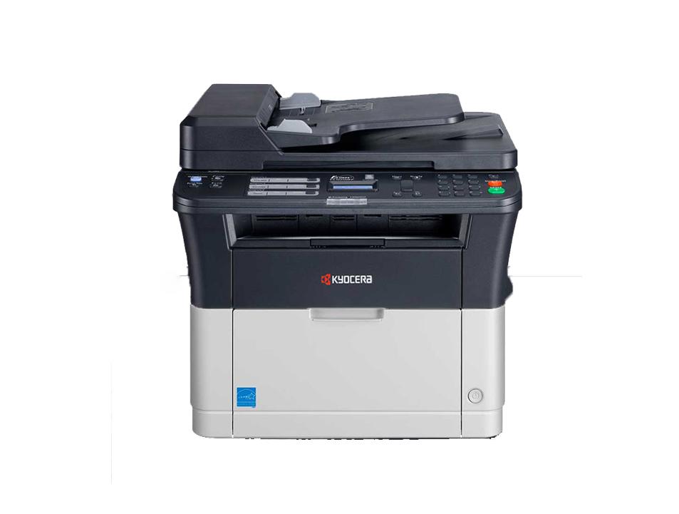 世纪佳图推出京瓷1025打印机一体机A4租赁机型