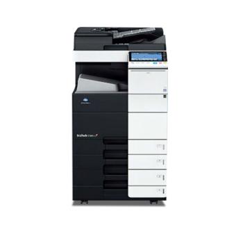 新款柯尼卡美能达C454彩色A3复合机/标配4纸盒/彩色双面网络复印/打印/扫描