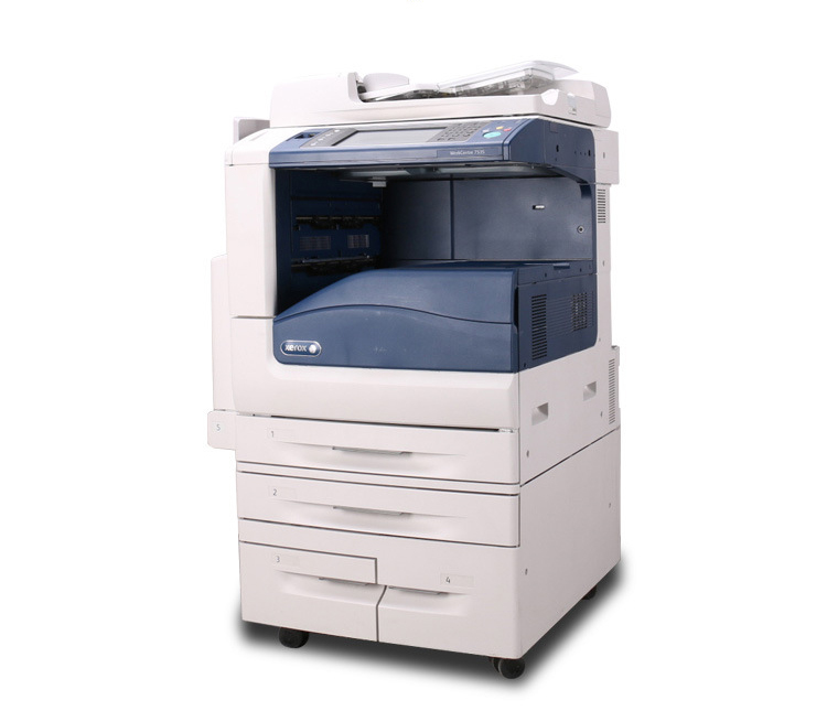 施乐7535彩色大型复印机租赁机型