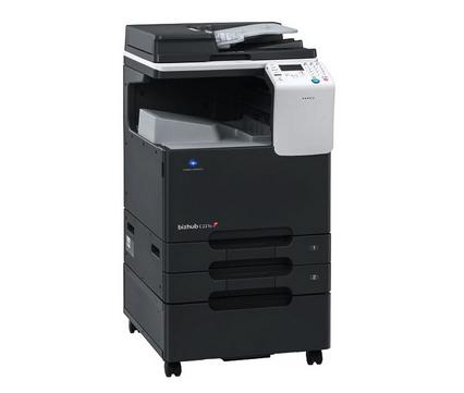 柯美C221 A3彩色打印机租赁机型