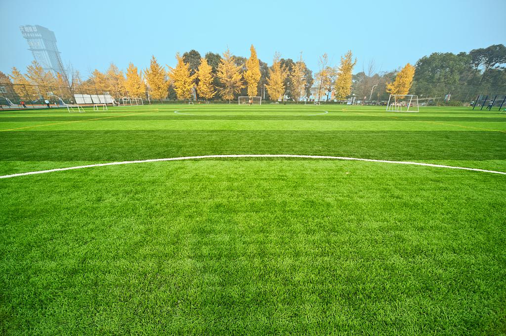 西安操場人造草坪價格