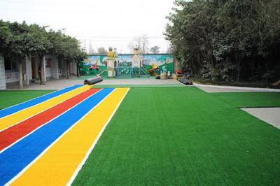 西安幼儿园人造草坪价格