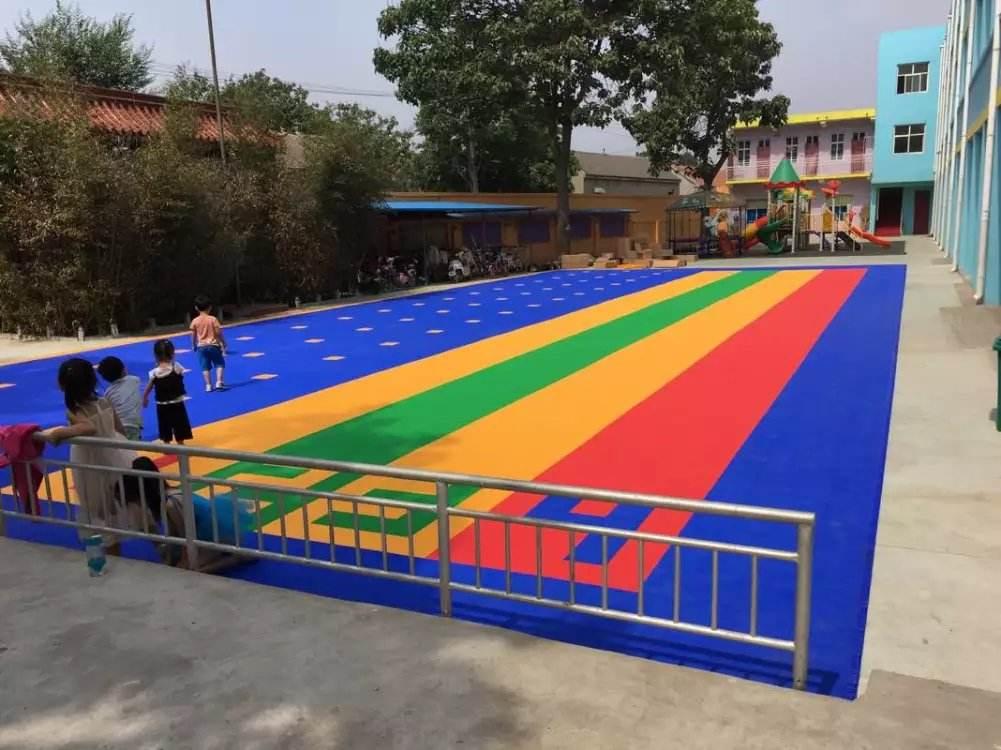 西安幼儿园悬浮地板价格