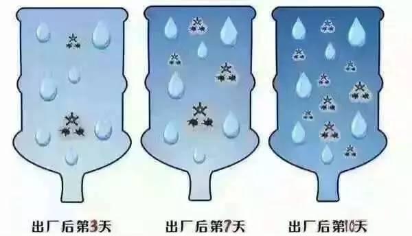长期喝桶装水危害大