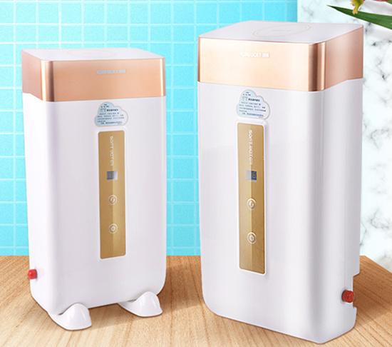 沐浴软水机 双罐(金色)